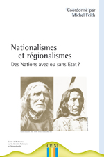 1ere de couv nationalismes et régionalismes : Nation avec ou sans Etat