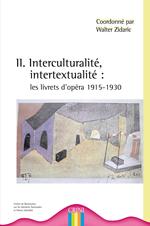 1ere de couv Les Livrets d'opéra 1915 - 1930