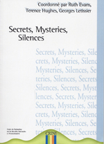 1ere de couv Secrets, Mysteries, Silences