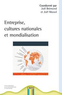 1ere de couv Entreprise, cultures nationales et mondialisation