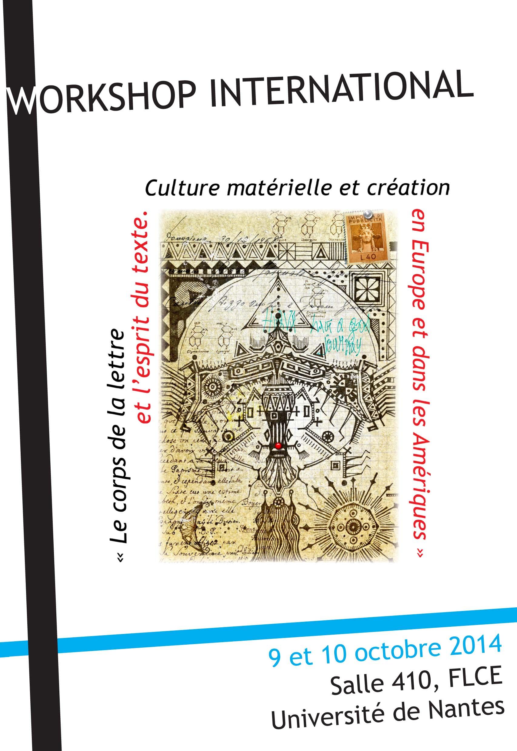 Programme du workshop international