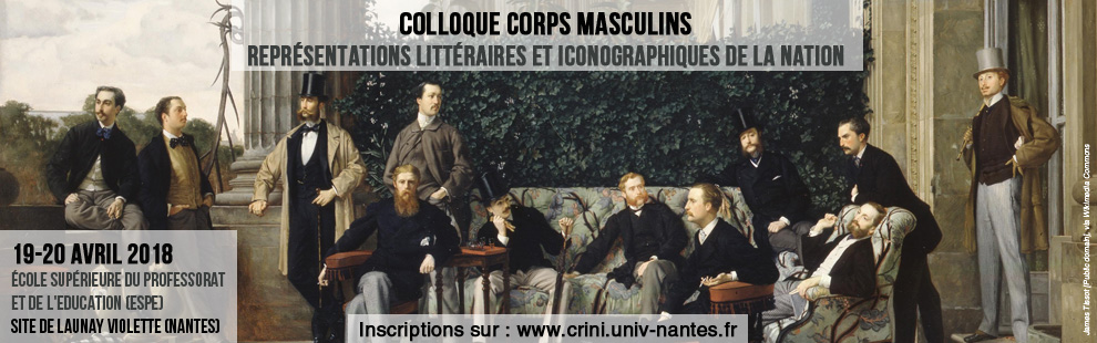 Colloque Corps masculins