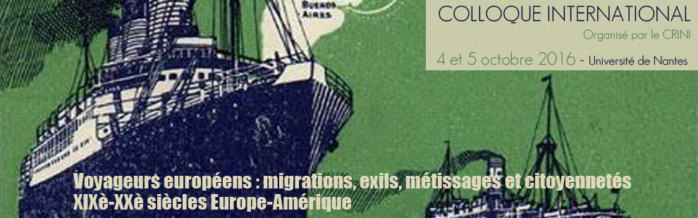 Colloque migrations