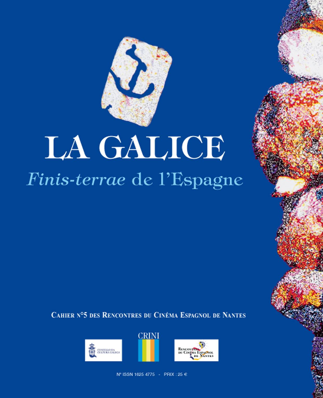 1ere de couv cahiers des rencontres Galice