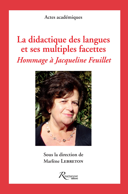 Couverture la didactique des langues et ses multiples facettes