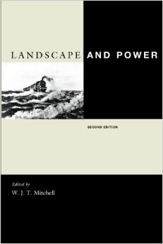 Couverture livre W.J.T Mitchell Landscape and Power  (2nd ed.)