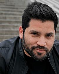 Diego Trelles Paz, écrivain.