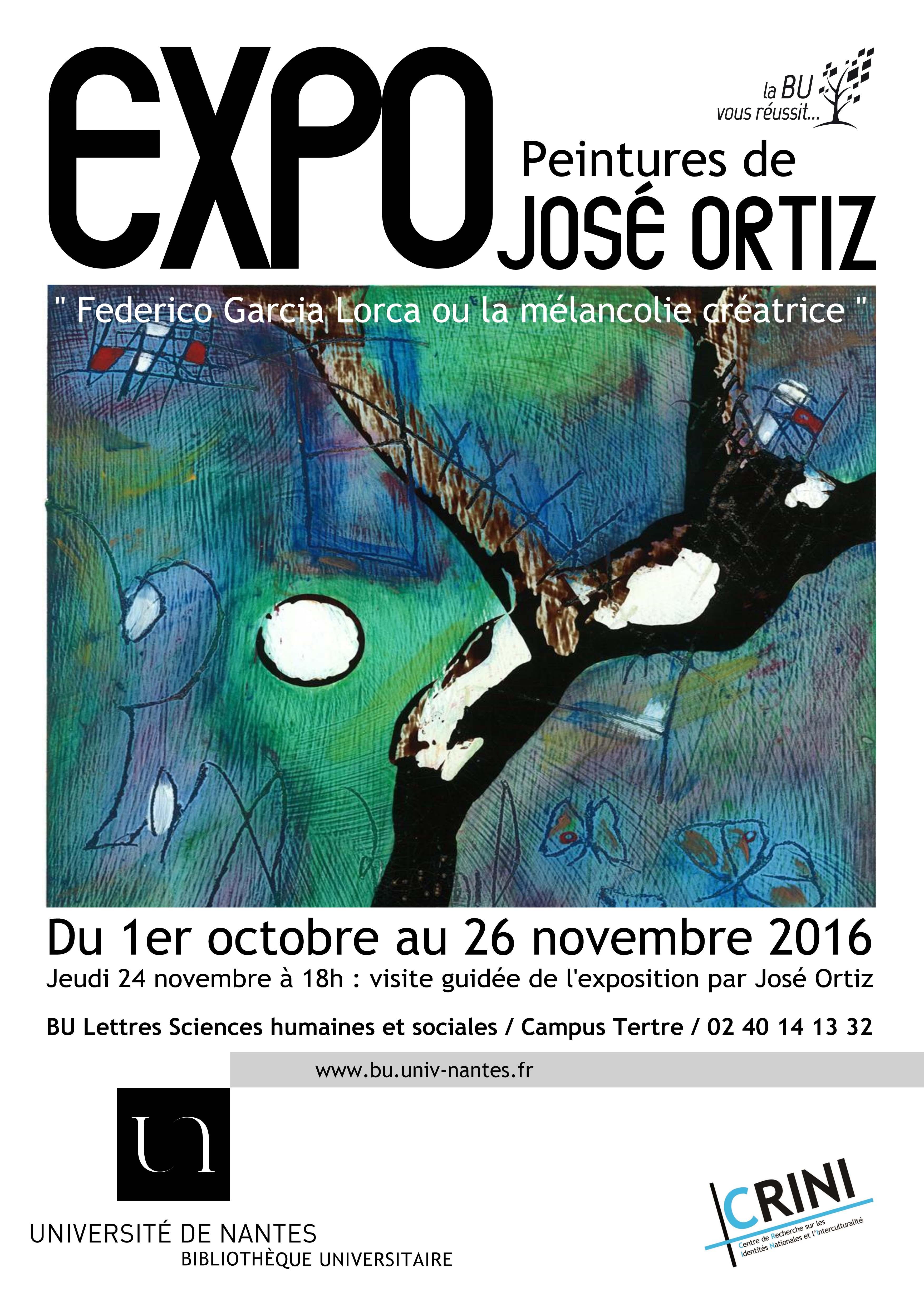Exposition Lorca BU