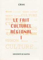 1ere de couv le fait culturel régional