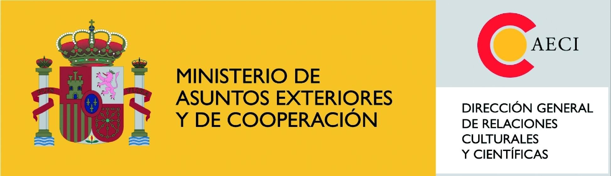 Logo Ministerio Asuntos Exteriores