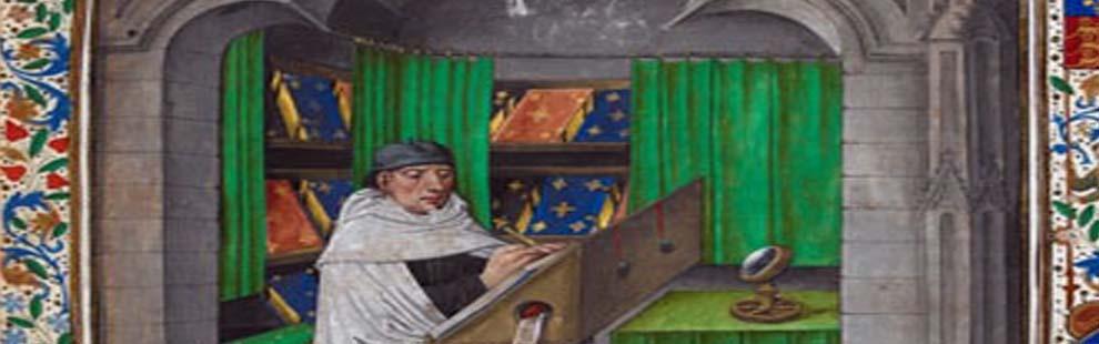 Journée d'Étude « Passages et passeurs  faits, fiction et transitions au Moyen-Âge »