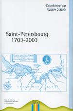 1ere de couv Saint-Pétersbourg 1703-2003